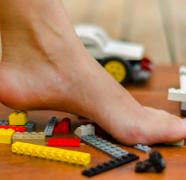 #146 Tereza Jarkovská – nesmíš šlápnout na LEGO